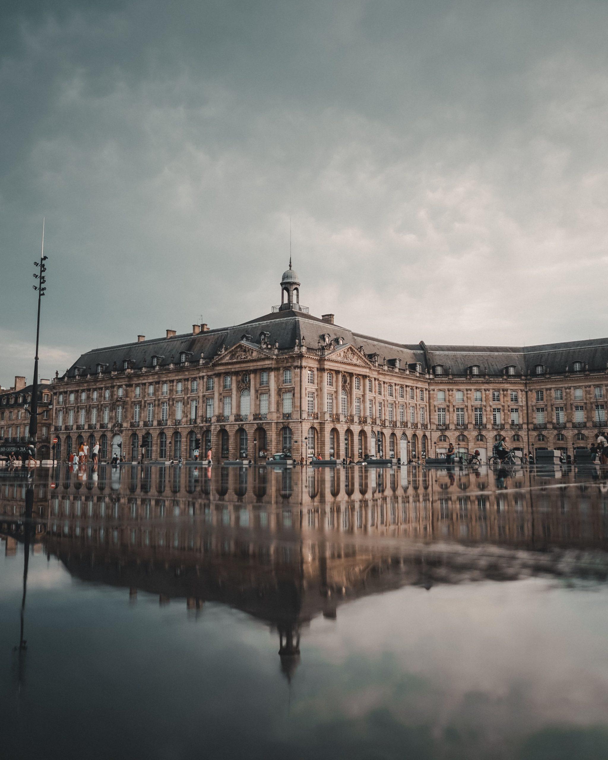 Parcours Bordeaux by runParcours Bordeaux by run